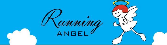 running angel